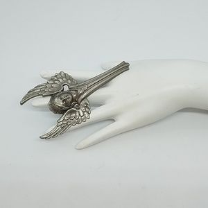 GASOLINE GLAMOUR Jewelry - Angel ring sample
